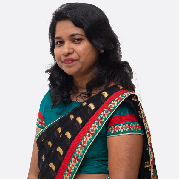 Ms. Pavithra Subhashini
