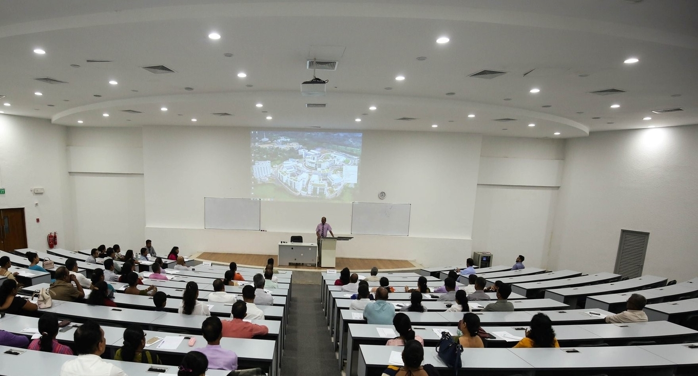 Vice Chancellor addressed the parents of Faculty of Engineering