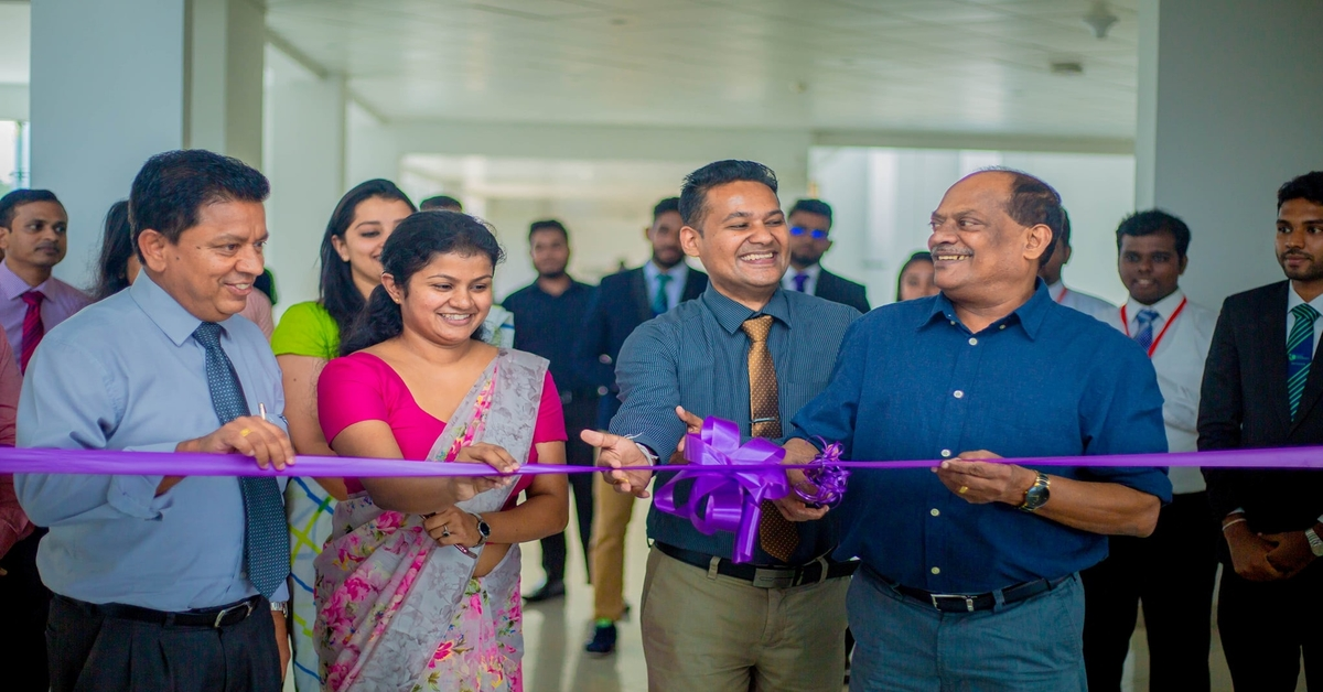 """Faculty of Computing celebrated the opening of their """"e-Shop"""" at the Business Center"""