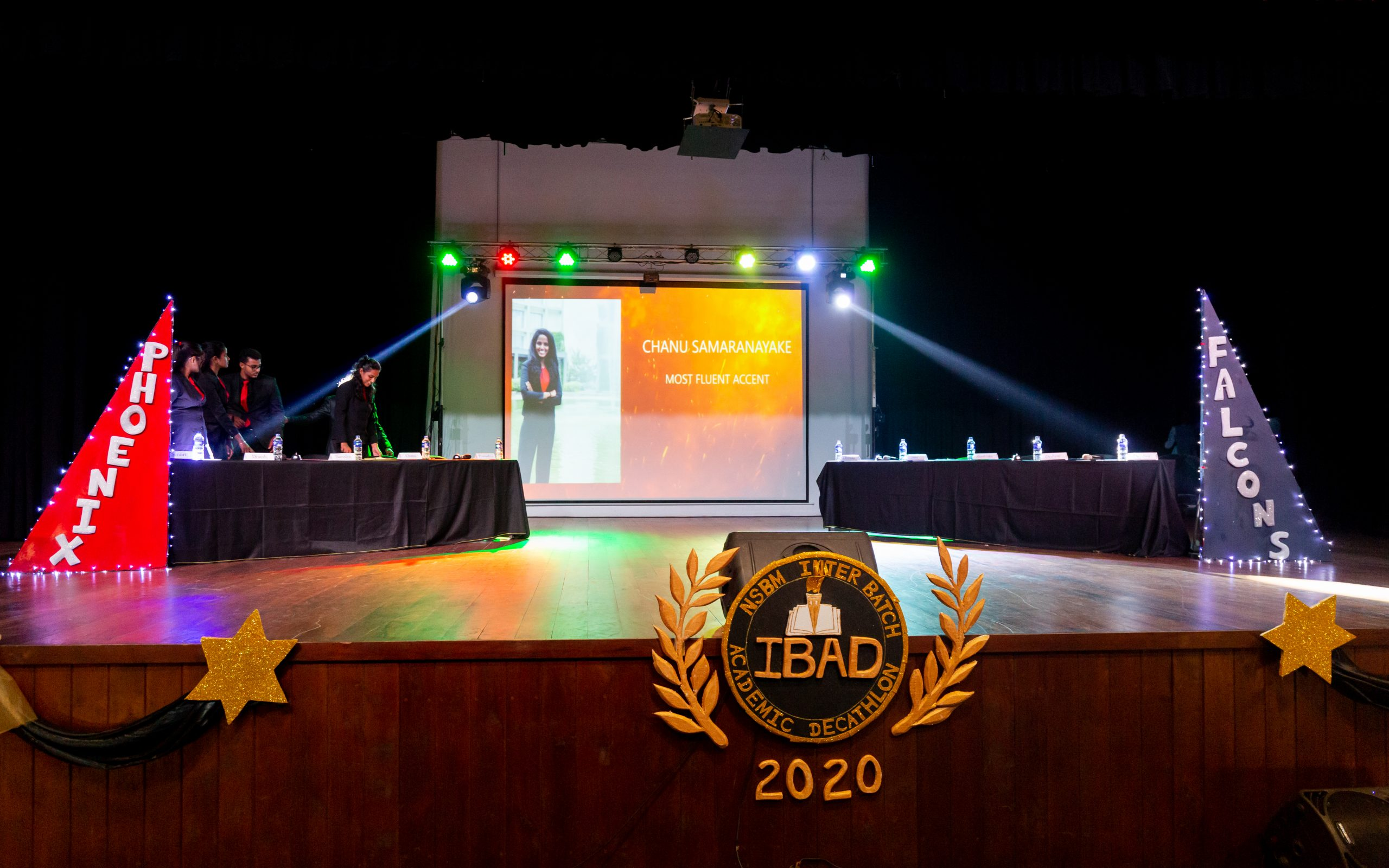 Inter Batch Academic Decathlon – IBAD 2020
