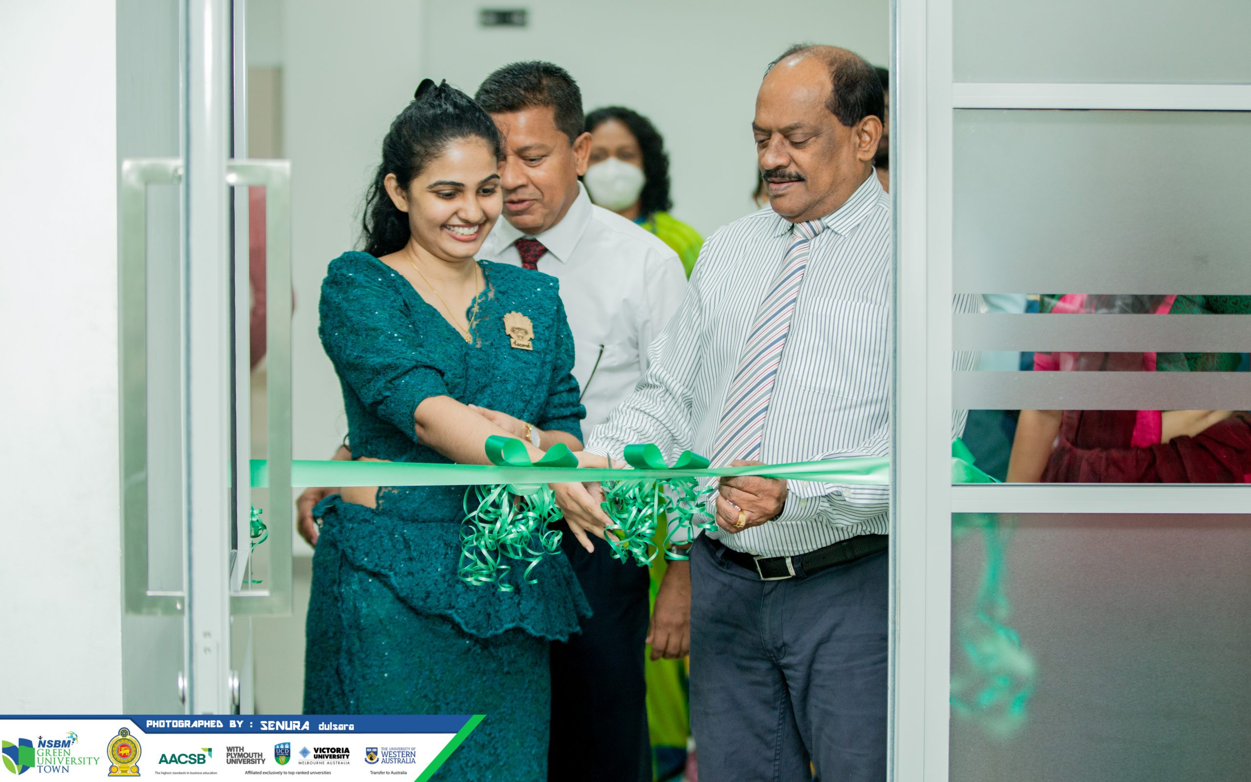 Inauguration ceremony of the Department of Marketing and Tourism Management