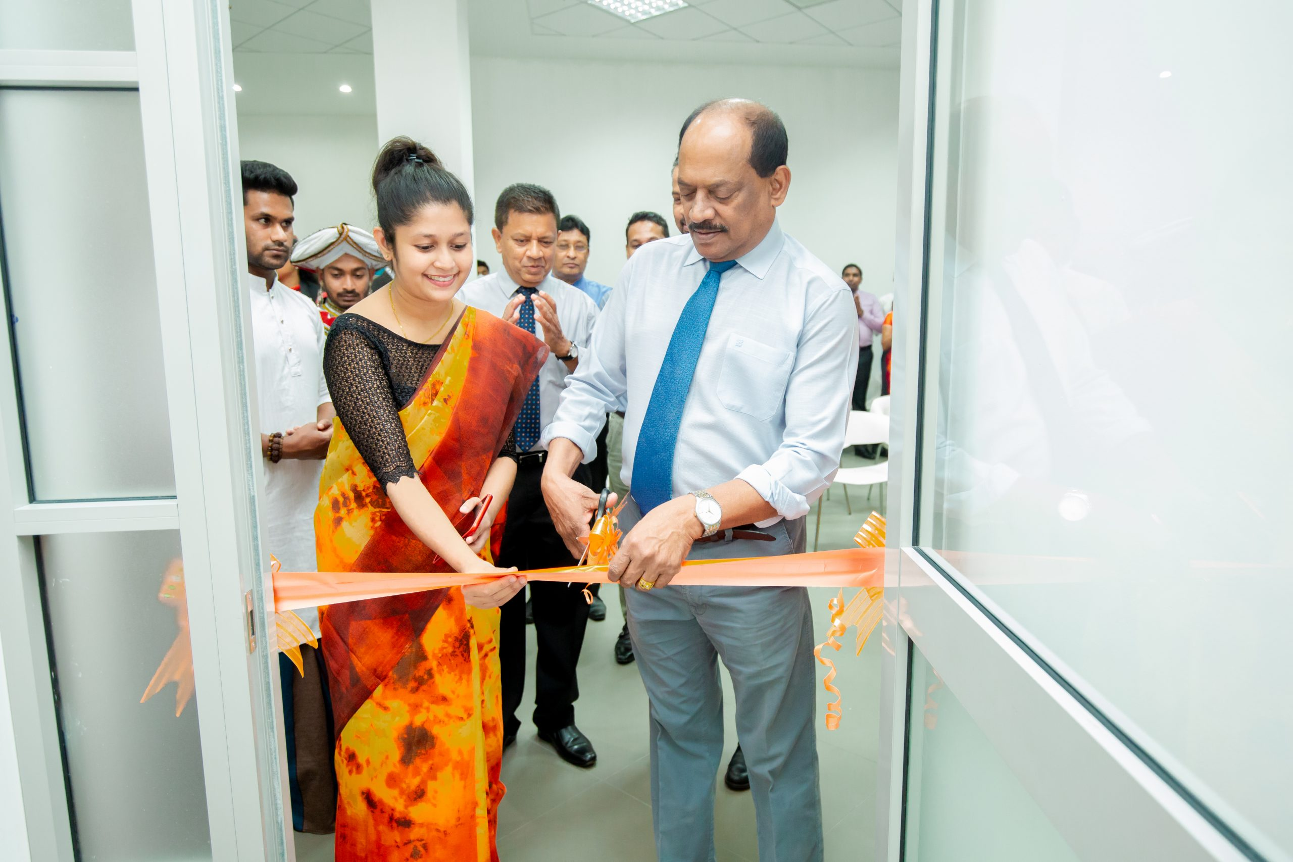 Inauguration Ceremony of the Department of Operations & Logistics