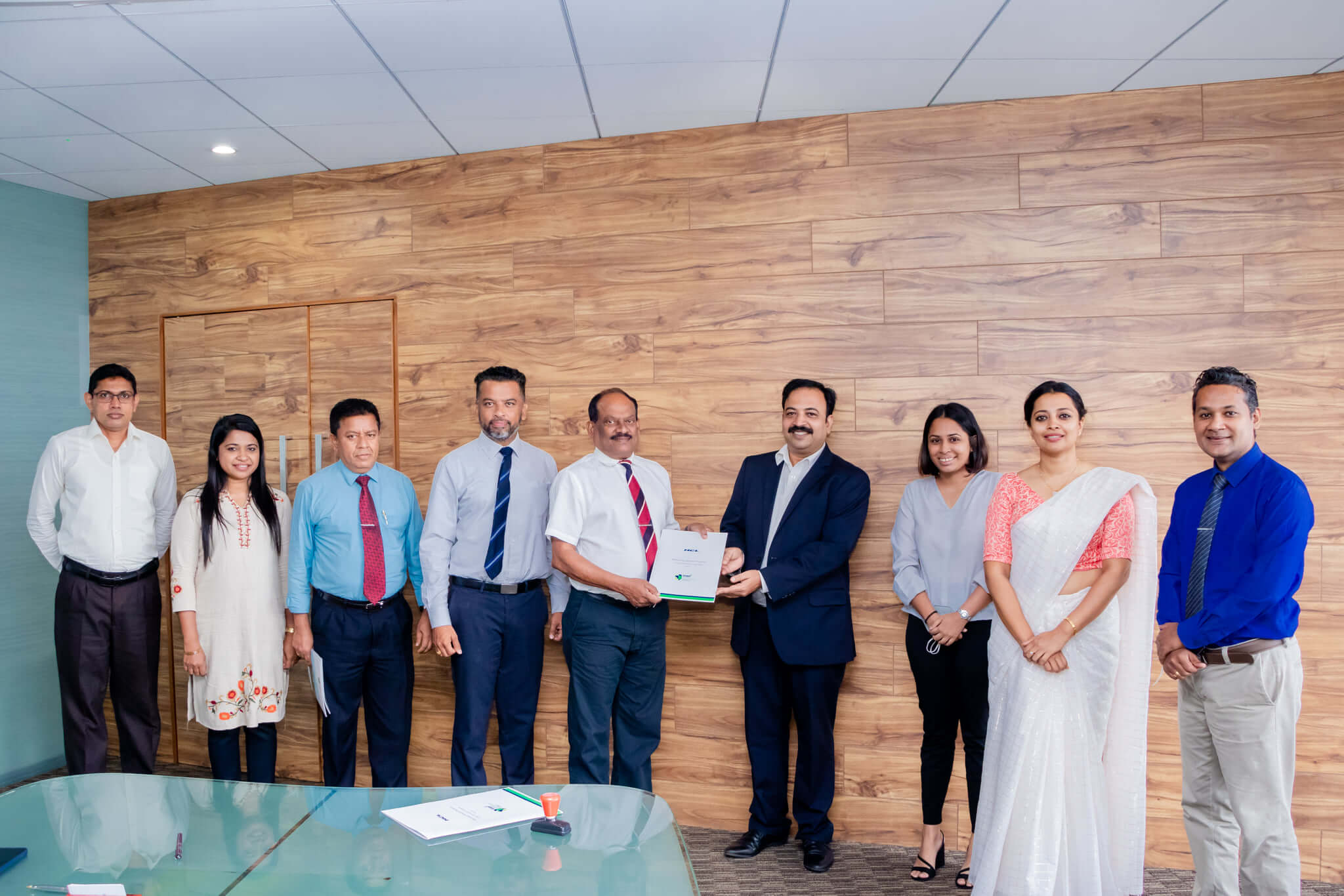 NSBM Green University and HCL Technologies Lanka (Pvt) Ltd. inked MoU for collaborative endeavours